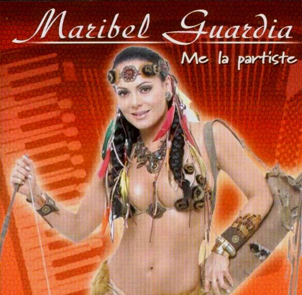 Maribel Guardia Y Los Rieleros Del Norte  La Máquina Musical 1998