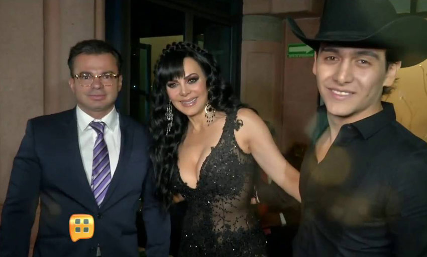 Maribel Guardia Homenaje