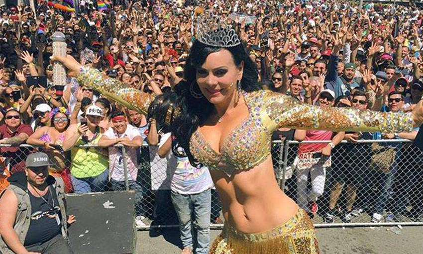 Maribel Guardia San Francisco
