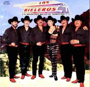 Maribel Guardia y los Rieleros del Norte - La Máquina Musical