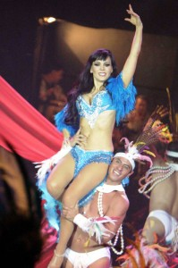 Maribel Guardia Aventurera